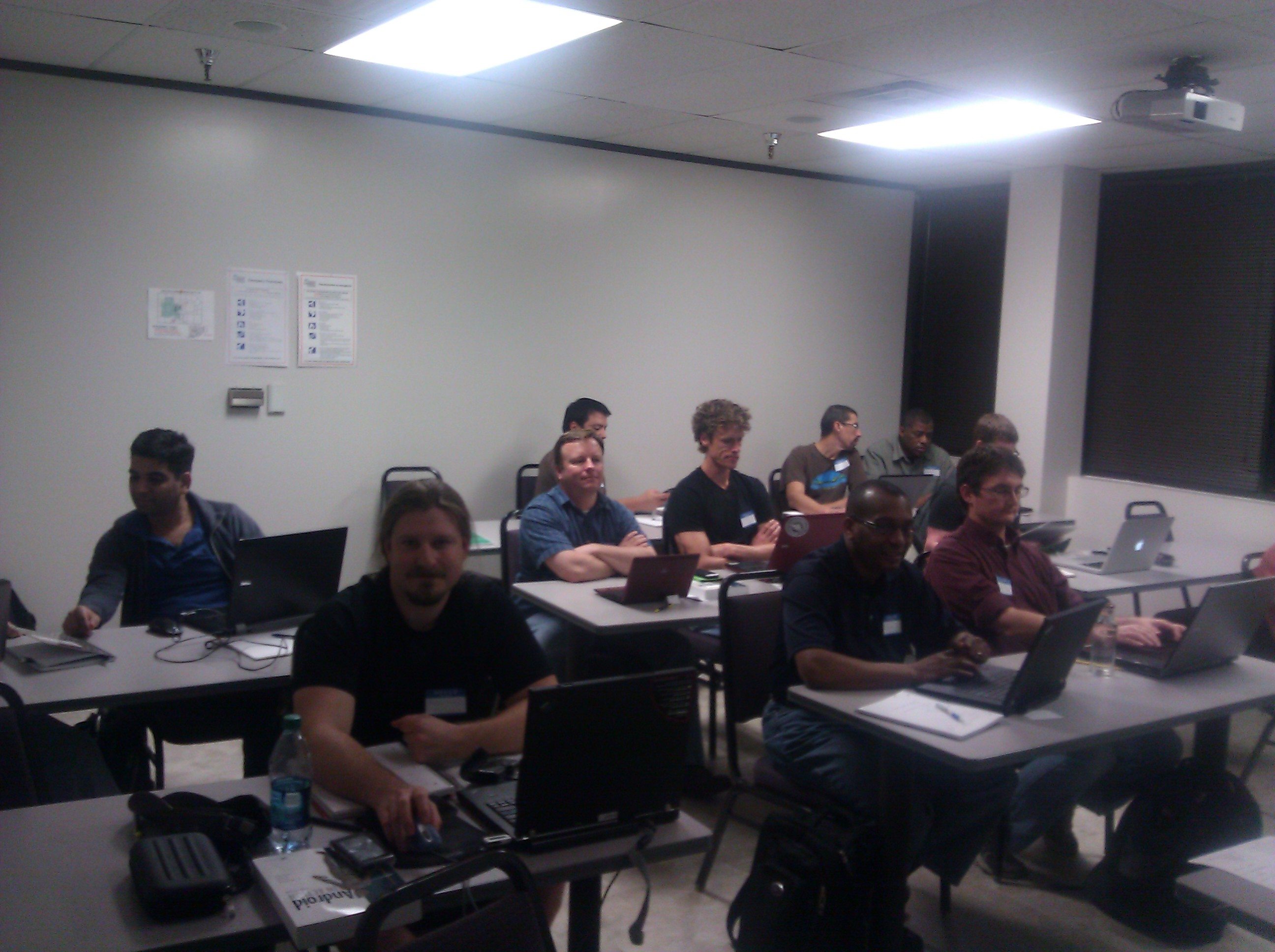 Beginning Android Class (ACC, Feb 2012)